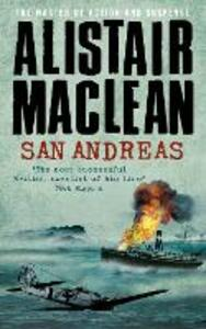 San Andreas - Alistair MacLean - cover