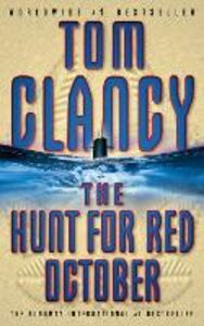 Libro in inglese The Hunt for Red October  - Tom Clancy