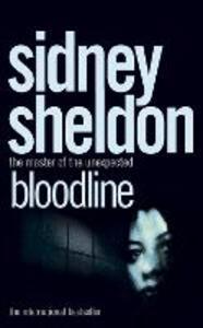 Bloodline - Sidney Sheldon - cover