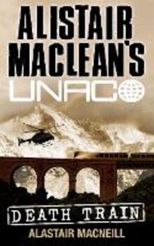 Death Train - Alastair MacNeill - cover