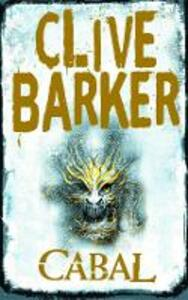 Cabal - Clive Barker - cover