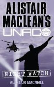 Night Watch - Alastair MacNeill - cover