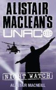 Libro in inglese Night Watch  - Alastair MacNeill