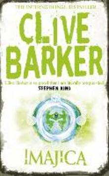 Imajica - Clive Barker - cover