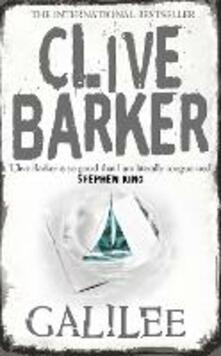 Galilee - Clive Barker - cover