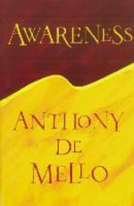 Awareness - Anthony de Mello - cover