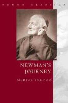 Newman's Journey - Meriol Trevor - cover