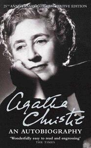 An Autobiography: 25th Anniversary Commemorative Edition - Agatha Christie - cover