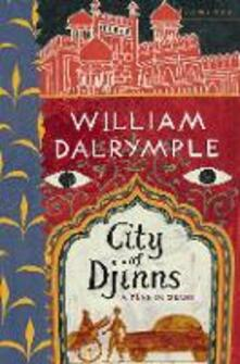 City of Djinns - William Dalrymple - cover