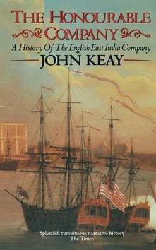 The Honourable Company - John Keay - cover