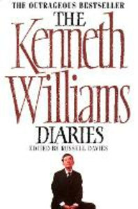 Libro in inglese The Kenneth William Diaries