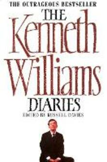 The Kenneth Williams Diaries - cover