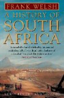 A History of South Africa - Frank Welsh - cover