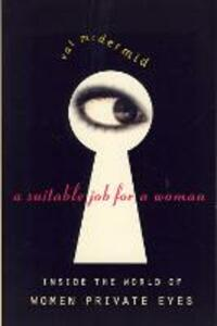 A Suitable Job for a Woman - Val McDermid - cover