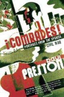 Comrades - Paul Preston - cover