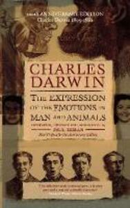 The Expression of the Emotions in Man and Animals - Charles Darwin - cover