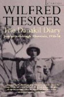 The Danakil Diary - Wilfred Thesiger - cover