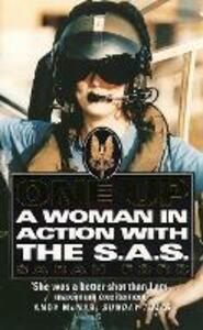 One Up: A Woman in Action with the SAS - Sarah Ford - cover