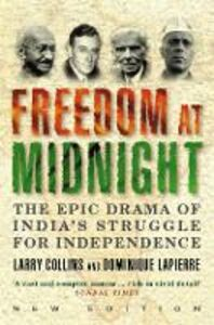 Libro inglese Freedom at Midnight Larry Collins , Dominique Lapierre