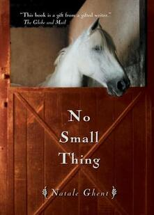 No Small Thing - Natale Ghent - cover