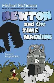 Newton and the Time Machine - Michael McGowan - cover