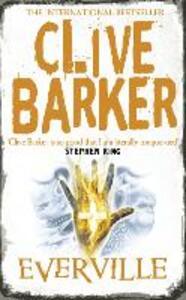 Everville - Clive Barker - cover