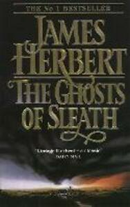 The Ghosts of Sleath - James Herbert - cover