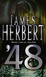Libro in inglese '48  - James Herbert