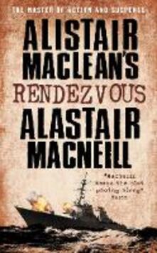 Rendezvous - Alastair MacNeill - cover