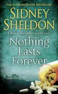 Nothing Lasts Forever - Sidney Sheldon - cover