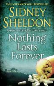 Libro in inglese Nothing Lasts Forever  - Sidney Sheldon