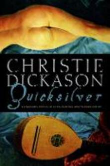 Quicksilver - Christie Dickason - cover