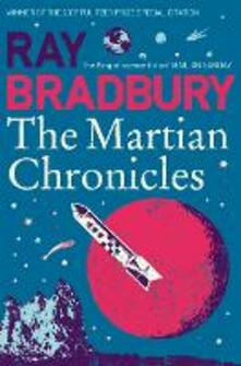 The Martian Chronicles - Ray Bradbury - cover