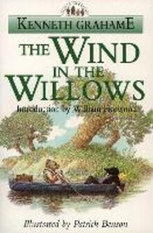 The Wind in the Willows - Kenneth Grahame - cover