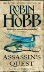 Libro in inglese Assassin's Quest  - Robin Hobb