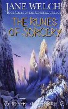 Runes of Sorcery - Jane Welch - cover
