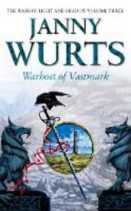 Libro in inglese Warhost of Vastmark  - Janny Wurts