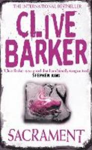 Libro in inglese Sacrament  - Clive Barker