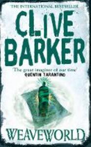 Weaveworld - Clive Barker - cover
