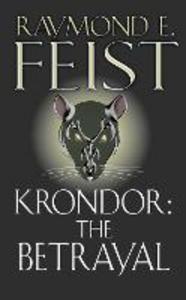 Libro in inglese Krondor  - Raymond E. Feist