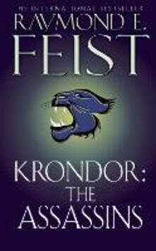 Krondor: The Assassins - Raymond E. Feist - cover