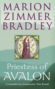 Priestess of Avalon - Marion Zimmer Bradley - cover