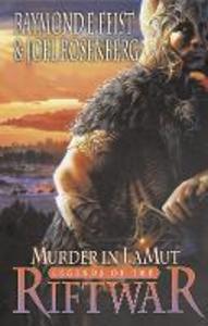 Libro inglese Murder in Lamut Raymond E. Feist , Joel Rosenberg