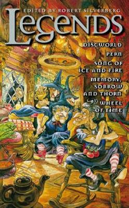 Libro in inglese Legends: Discworld, Pern, Song of Ice and Fire, Memory, Sorrow and Thorn, Wheel of Time