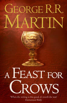 A Feast for Crows - George R.R. Martin - cover