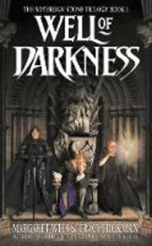 Well of Darkness: The Sovereign Stone Trilogy - Margaret Weis,Tracy Hickman,Margaret Weiss - cover