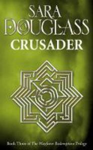Crusader - Sara Douglass - cover