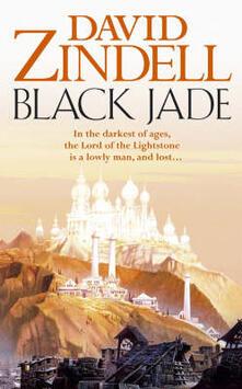 Black Jade - David Zindell - cover