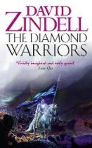 Libro in inglese Diamond Warriors  - David Zindell