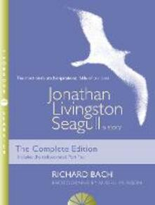 Jonathan Livingston Seagull: A Story - Richard Bach - cover